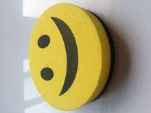 smile face eva whiteboard cleaner