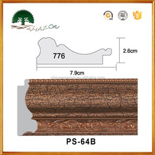High-Quality Polystyrene PS Decorative Baseboard Mouldings, Ps Decorative Skirting Mouldings, Ps Cornice Mouldings