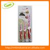 3pcs ceramic knife set for kitchen