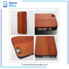 Bamboo Wood Case For iphone 6 plus with PC+Wooden Cover 01