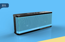 Portable IPX5 waterproof Cube shape bluetooth speaker with hands free calling