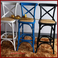 wooden Direct factory factory price swivel barstool for house/garden