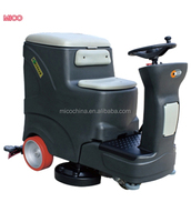 Automatic driving type mechanical road sweeper