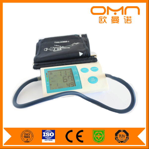 blood pressure monitor how to use