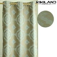 2015 Kikiland latest design lovely pattan window crochet curtain