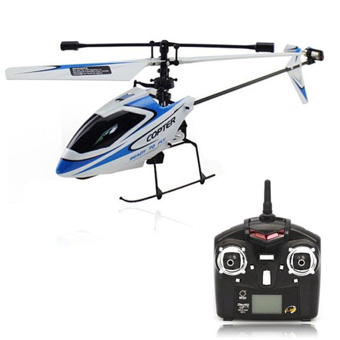 Детский вертолет на радиоуправление 2,4 4/r/c Wltoy V911