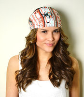 Indie Head bands Bohemian Hair Wrap Silk Headbands