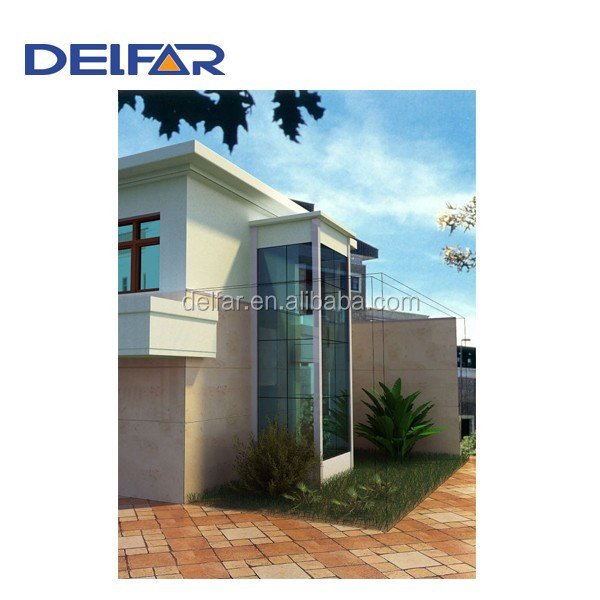 Cheap beautiful home residential glass elevator buy home for Cheap home elevators