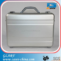 100% PURE aluminum good quality carrying laptop case