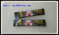 best seller dark tea organic instant tea powder