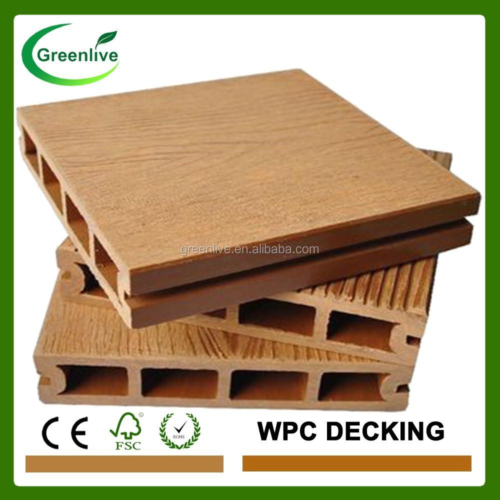 Outdoor plastic vinyl decking boards buy outdoor decking for Outdoor decking boards