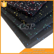 Quality recycled sports flooring/high quality epdm rubber flooring/cheap rubber athletic track
