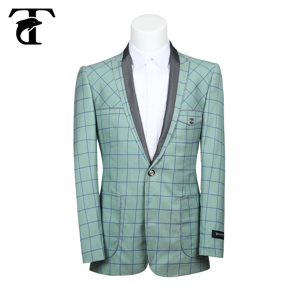 Cheap Custom Apron Check Business Suits For Men - Buy Business Suits ...