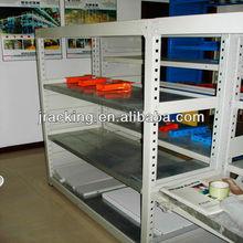 China Nanjing Man To Product Wide Span Bulk Storage Long Span Racking Shelving