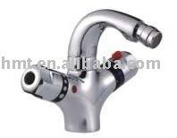 Brass Bidet Thermostatic Faucet, Bidet Mixer, Bidet tap