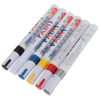 Scrawl Car Motorcycle Tire Tyre Tread Marker Paint Pen Tyre DIY Colors Decorate