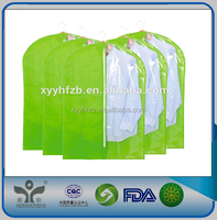 Customized PP Non-woven garment suit cover bag