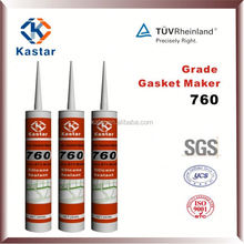 High temperature resistant silicone sealant