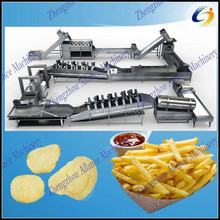 Small Scale Potato Chips Production Line / best fresh potato chips machine price / potato chips making machine