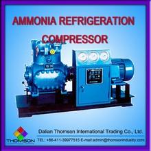 100 Series Reciprocating Ammonia Refrigeration Compressor Unit