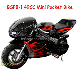 Two Wheel Pocket Bike 49CC Mini Motorcycles with CE
