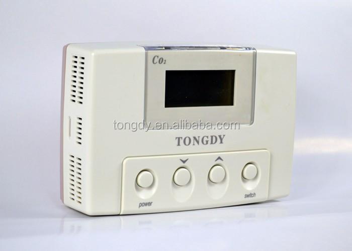 Парниковых СО2 контроллер температуры и влажности контроллер для зеленых насаждений