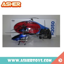 Alloy Meterial Big Remote Control Helicopter