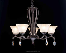 2015 newest design crystal chandelier with UL&CE approved