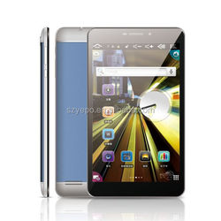 7inch IPS MTK 6592 Octa Core Tablet PC with 3G SIM Card Slot