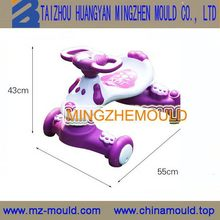 Top level promotional swing car mould horse