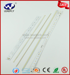 aluminio pcb para led chip 1000w and led chips 70w