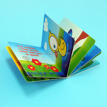 professional child book printing service, pop-ups children book printing