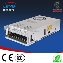 S-350-12V CE RoHS certificate high efficient 12v 350w power supply for 3D printer
