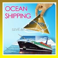 Shipping charges Da chan way to Rio Grande Rio De Janeiro Santos port from China - EVA