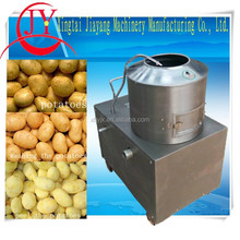 potato carrot washing peeling machine
