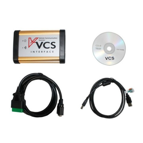 VCS Scanner