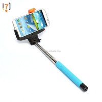 2015 new portable Selfie Stick Holder+Bluetooth Shutter Remote for Iphone 6 Plus 6 5S /Samsung Galaxy Note 4 3 S6 S5 S4 S3