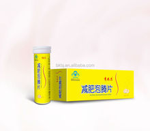 Chinese Herbal Weight Loss Pills, Slimming Effervescent Tablet, Diet Slimming Pills