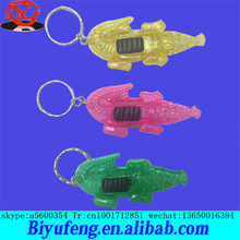 Wholesale manufacturers high quality colorful cheap price fish plastic keychain European market