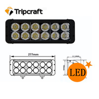 Best selling! 10.9inch 120W LED DRIVING LIGHT 12V 24V for trucks tractor ATV combo spot flood offroad 4X4 led off road light bar