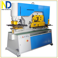 Q35Y-30 automatic rebar cutting and bending machine,C-Channel shearing machine,Ironworker for sale