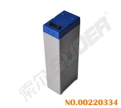 Suoer Factory Price 1.2Ah Rechargeable Storage Battery 4V Solar Power Storage Battery Accumulator Battery