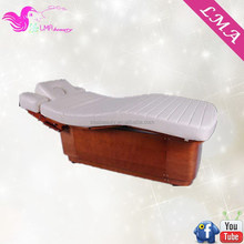 Bottom price hot sale electric magnetic facial thai massage table with motor