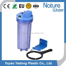 Nature Water purifier water filter cartridge,filter parts ,water filter housing