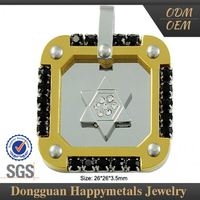 Superior Quality Newest Design Stainless Steel Jewelry Mountings Settings Pendants