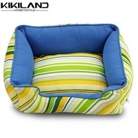 New products wholesale dog supplies polyester washable dog bed