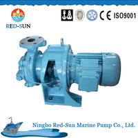 High quality closed-coupled centrifugal ballast water pumps cooling water pump