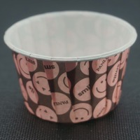 Disposable Paper Souffle Cup