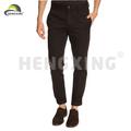 negro traje de pantalón nuevos diseños capa de los hombres pantalones de los hombres traje