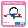 wholesale mini Pull back looping track with pathway kid toy game